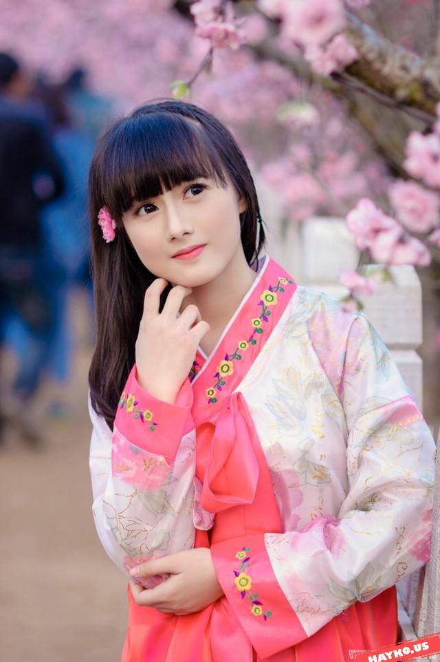 avatar girl xinh nhat ban