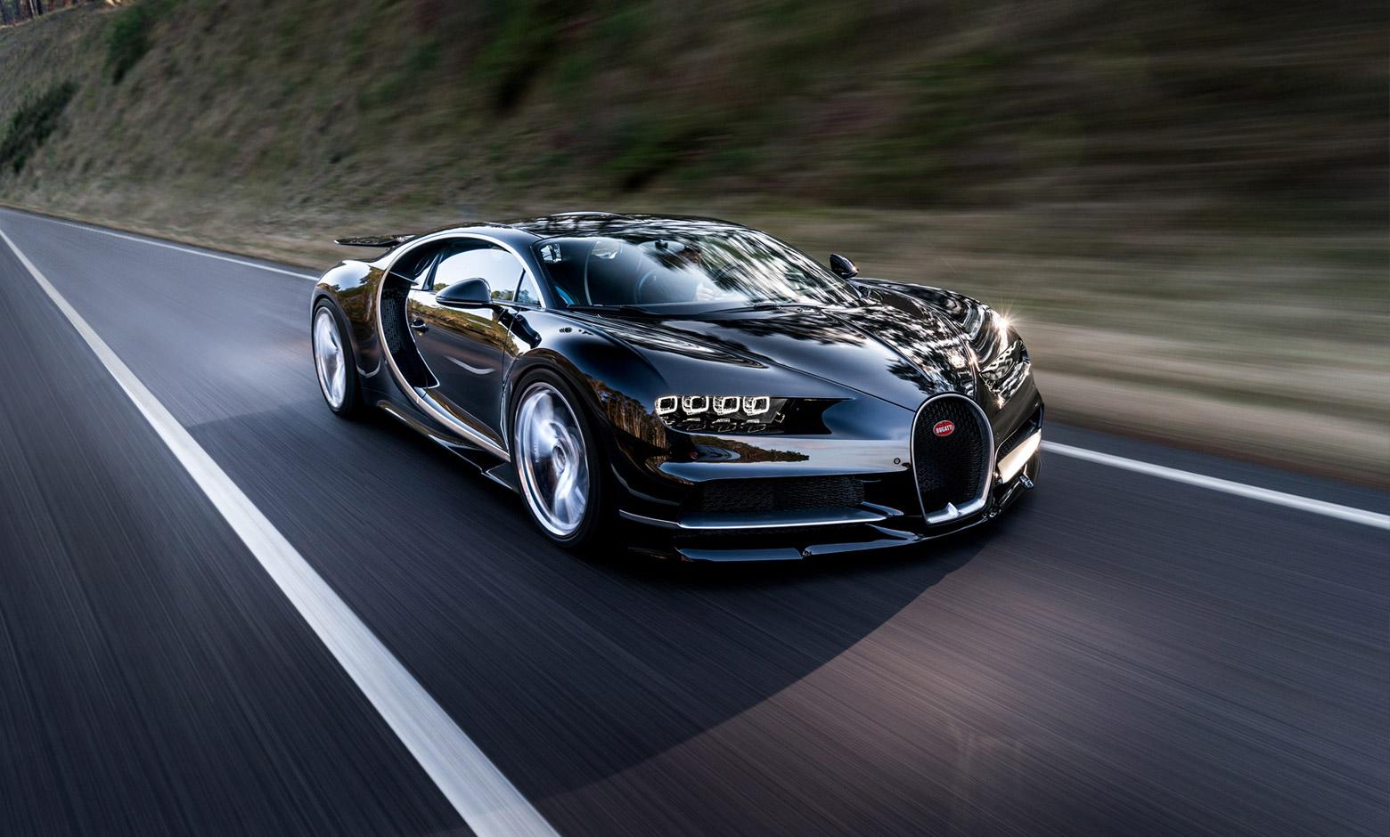 sieu xe Bugatti
