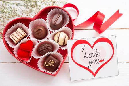 Qua Socola Valentine Y Nghia