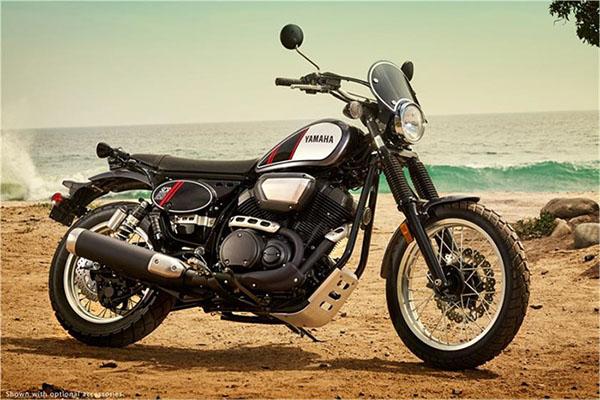 Xe Moto Yamaha Scr 950
