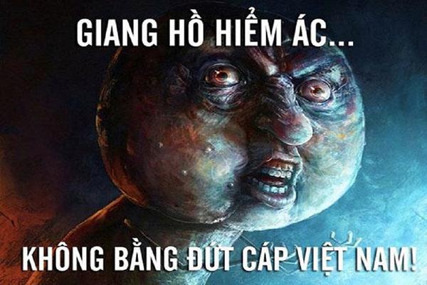 Anh Che Bua Nhat Viet Nam