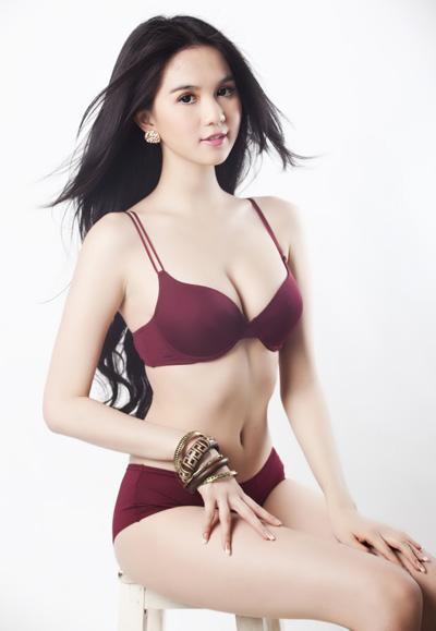 Anh Ngoc Trinh Noi Y
