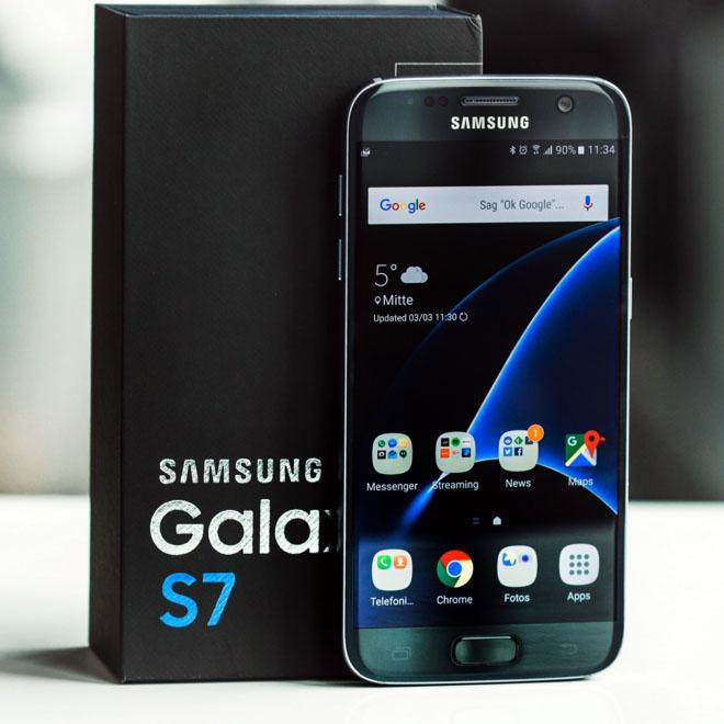 Dien Thoai Samsung Galaxy S7