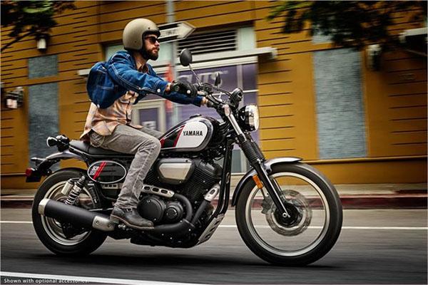 Xe Yamaha Scr 950