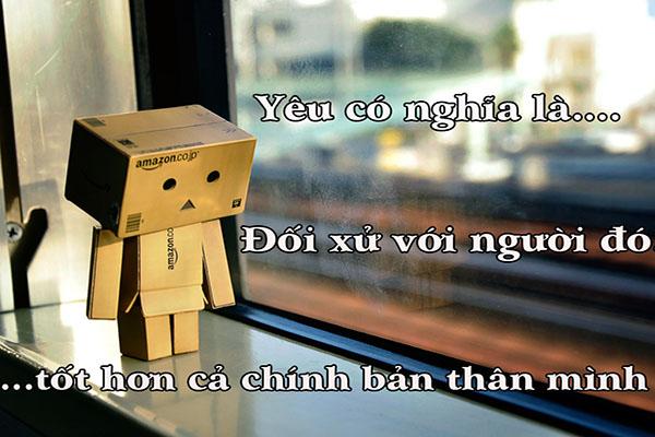 Nguoi Go Danbo Buon