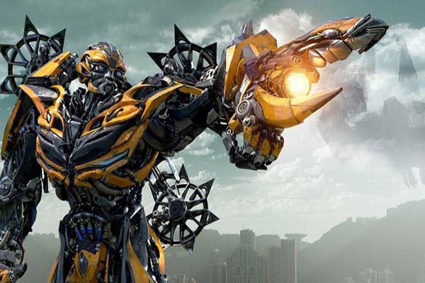 Anh Robot Phim Transformer 5