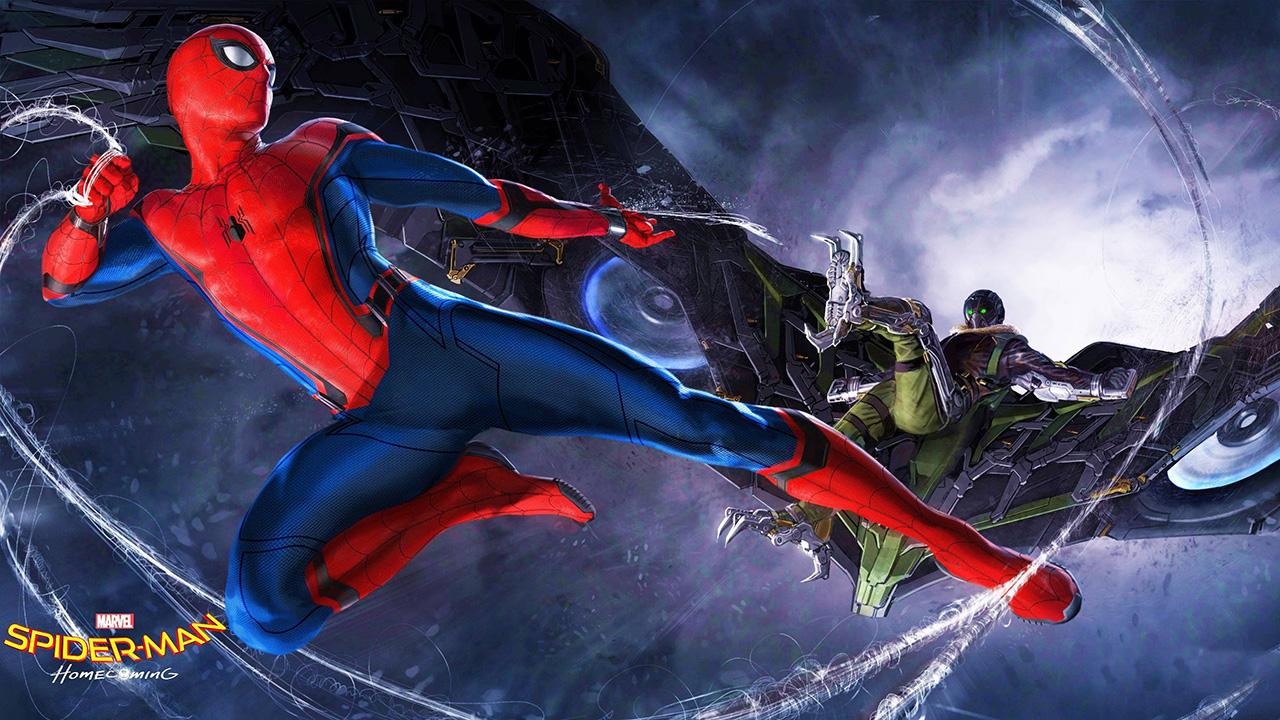 Hinh Nen Spider Man Dep Nhat