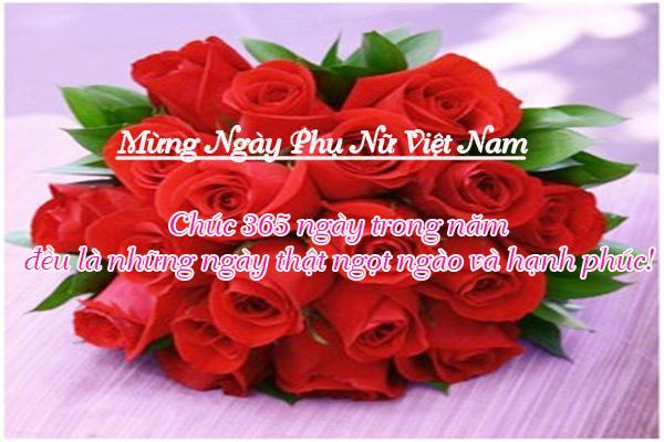 Loi Chuc Mung Y Nghia Ngay Phu Nu