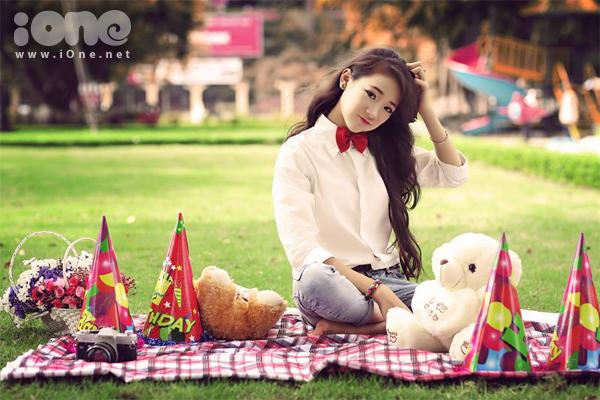 girl xinh 10x