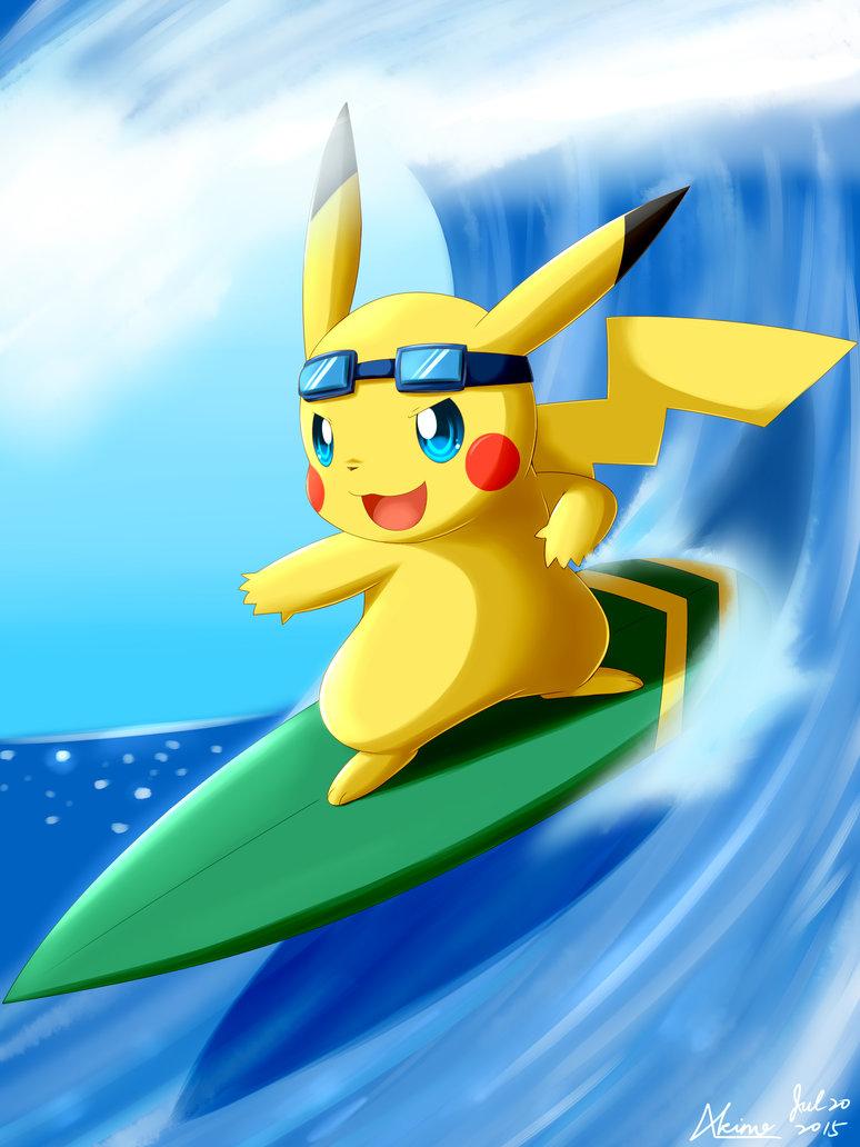 avatar pikachu de thuong