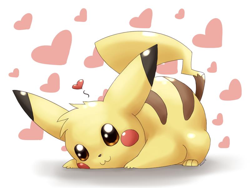 hinh anh pikachu dep