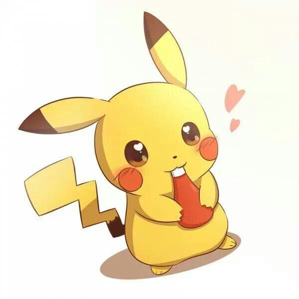 pikachu de thuong cuc dep