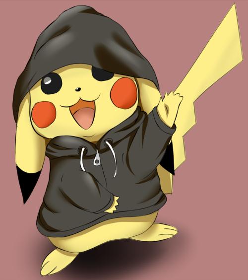 pikachu de thuong dang yeu