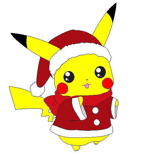 pikachu dip noel