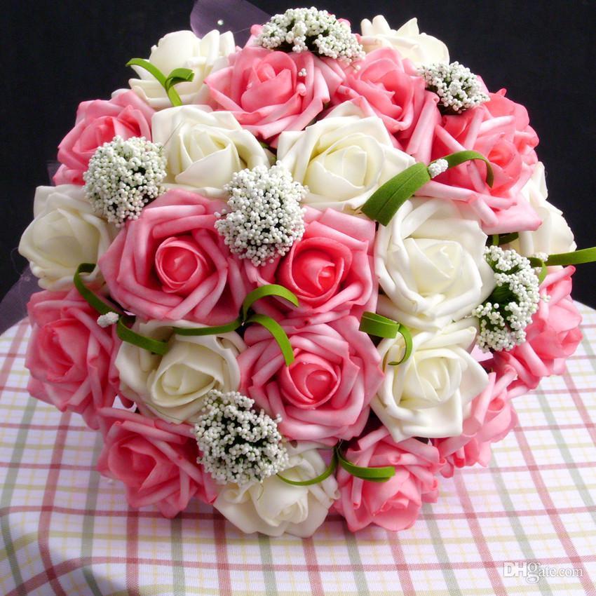bo hoa cuoi cam tay