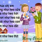 Loi Chuc Noel Hay va Y Nghia Nhat