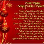Loi Chuc Giang Sinh va Nam Moi