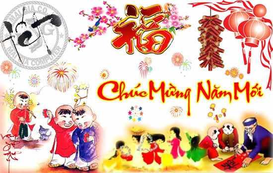 Chúc mừng năm mới ý nghĩa