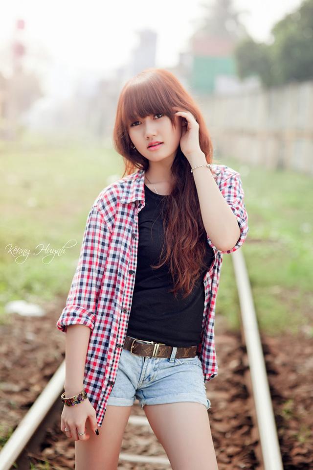 Hinh Anh Girl Xinh Ca Tinh Nhat