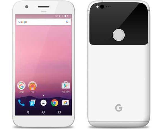 Danh Gia Smartphone Google Pixel XL
