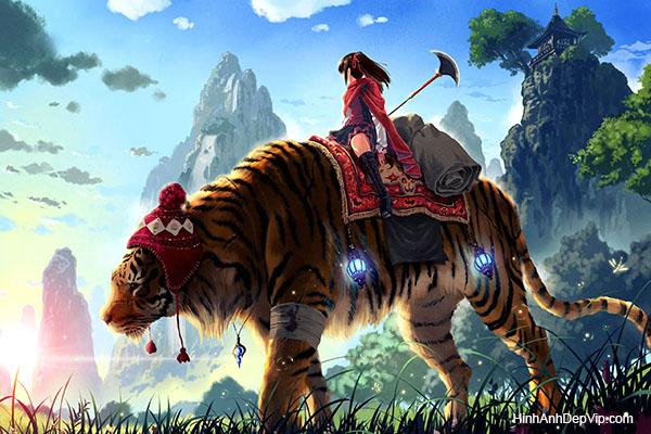 Xem Hinh Anh Anime De Thuong
