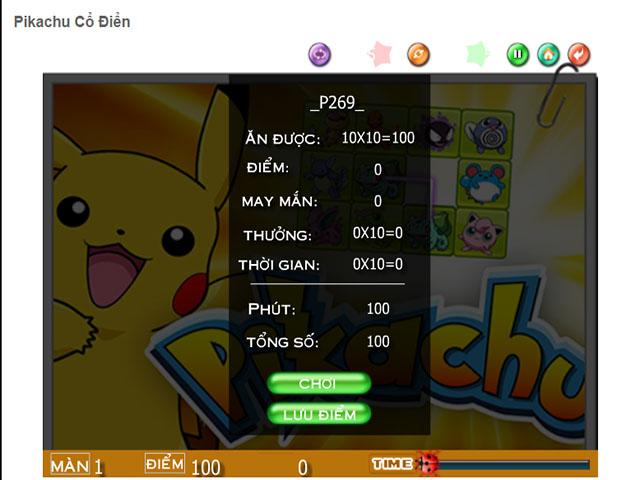 Game Pikachu Online Hay