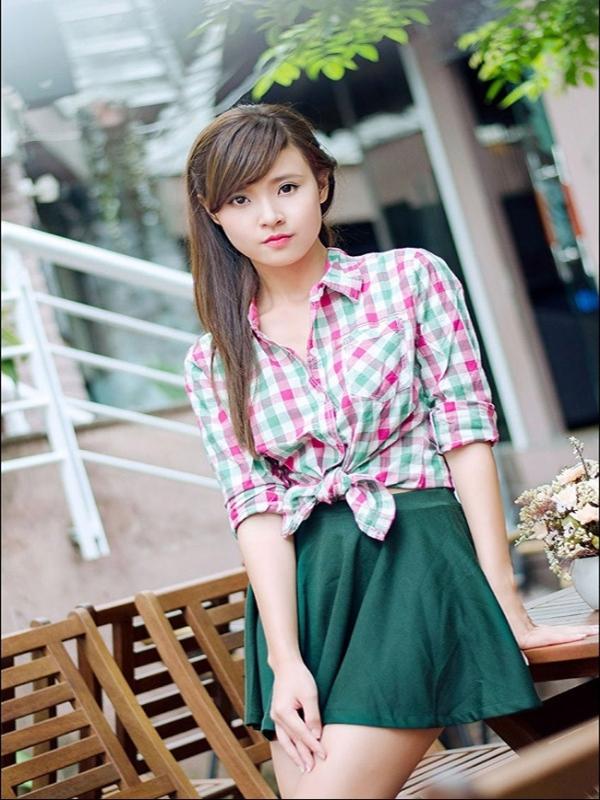 Xem Anh Girl De Thuong Xinh Tuoi
