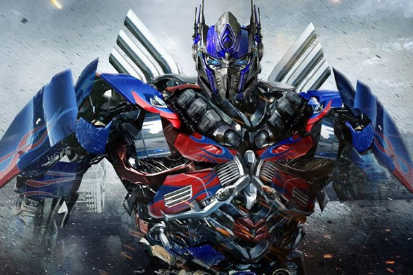 Optimus Prime Phim Transformers 5