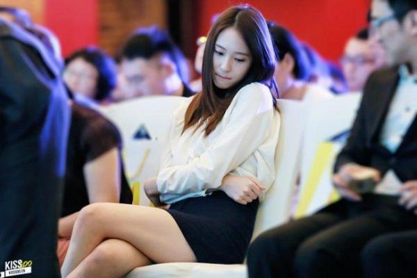 Dien Vien Krystal Han Quoc