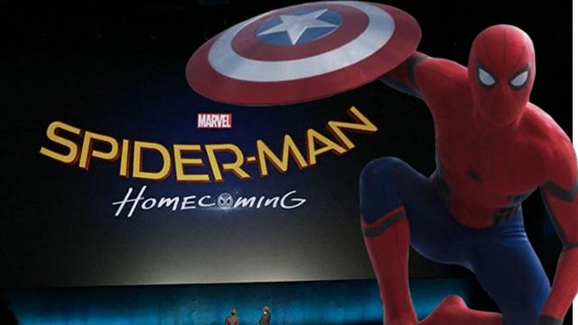 Phim Spider Man Homecoming Vietsub