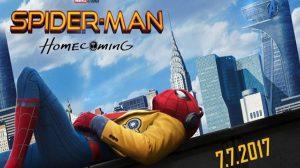Tai Spider Man Homecomning 2017