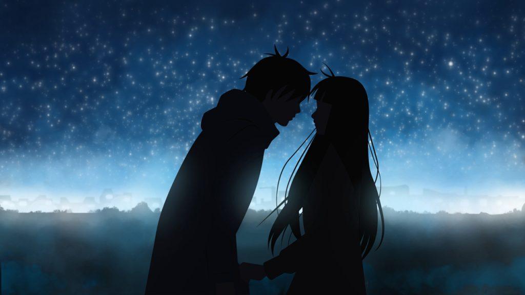 Nhung Hinh Anh Tinh Yeu Buon Anime