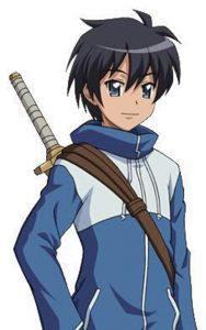 Tai Hinh Anh Anime Boy Dep