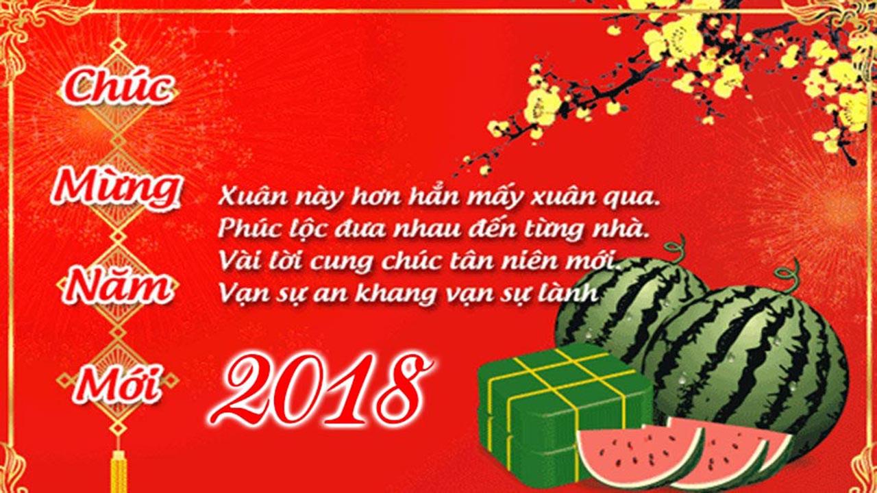 Hinh Anh Nam Moi 2018 Y Nghia