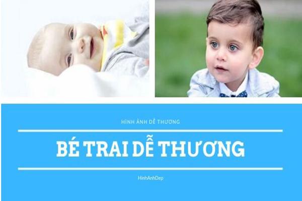Anh Be Trai De Thuong