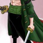 hinh nen tong hop anime Roronoa Zoro One Piece