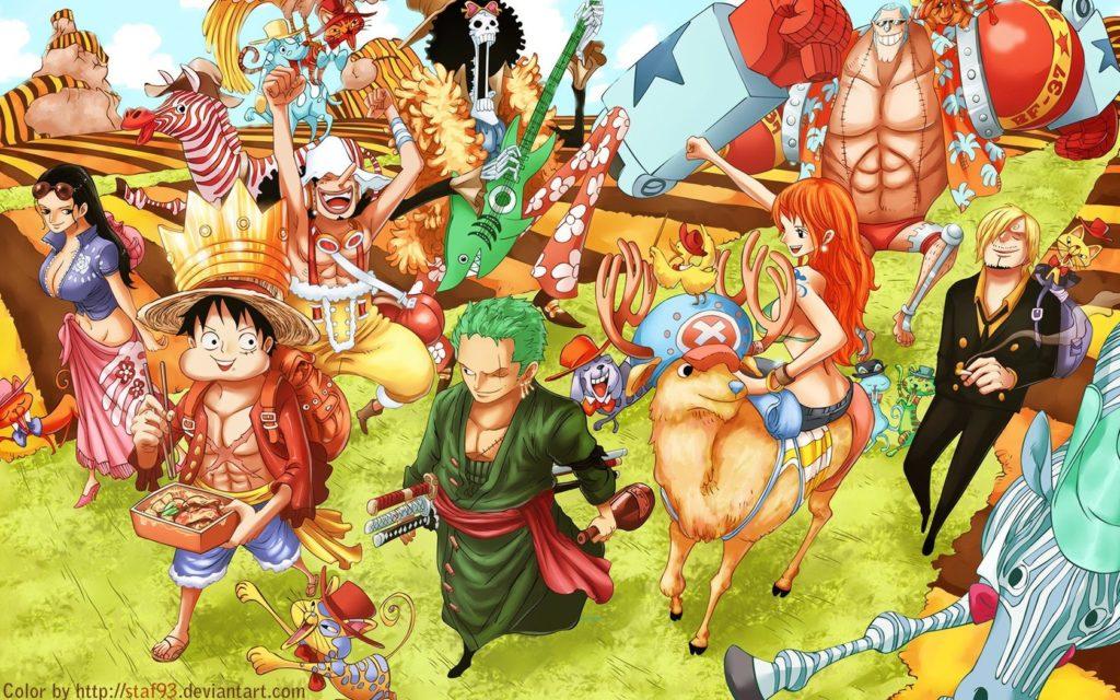 tho san hai tac Roronoa Zoro One Piece anime