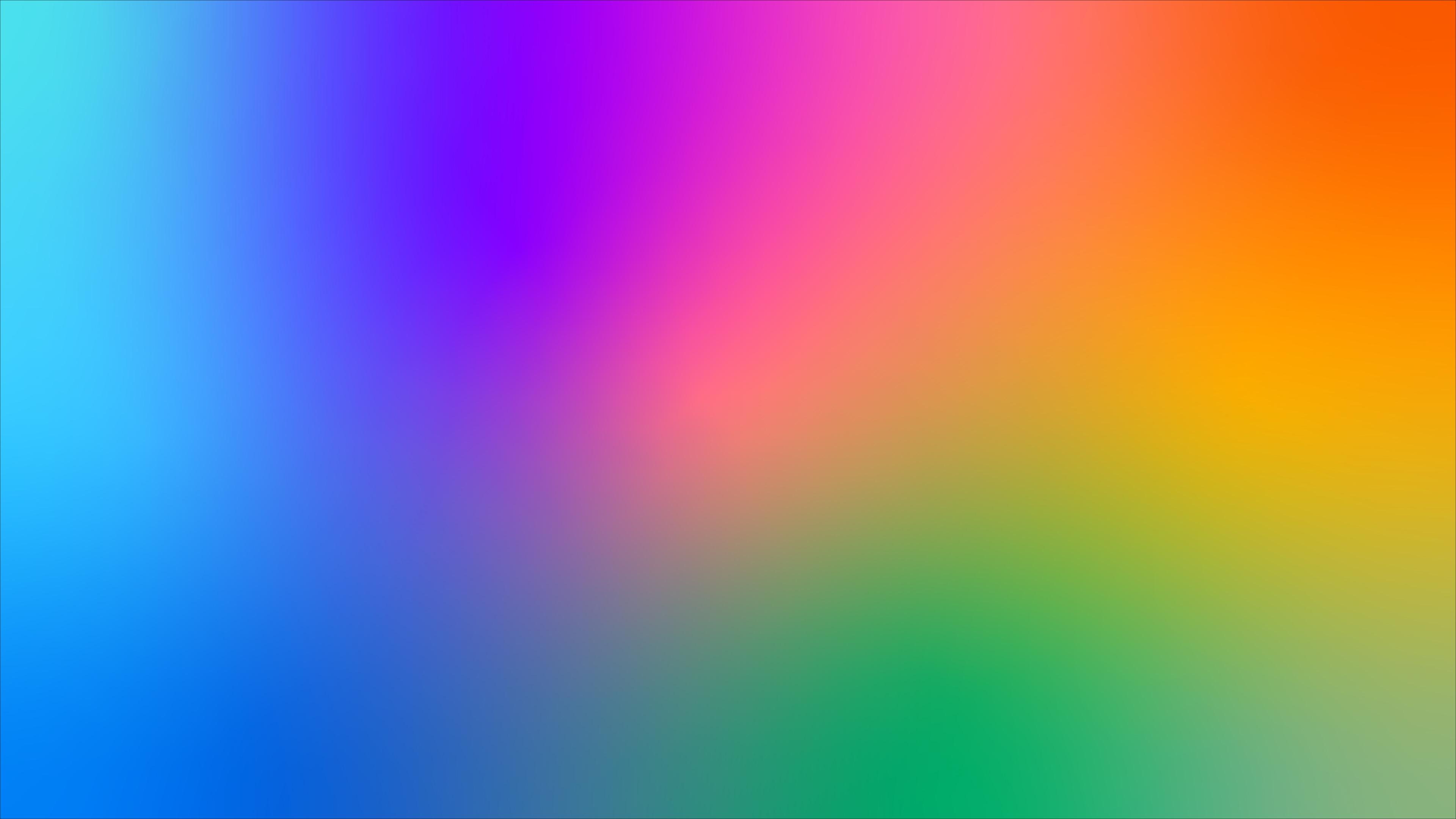 Những màu sắc hòa trộn với nhau 4K